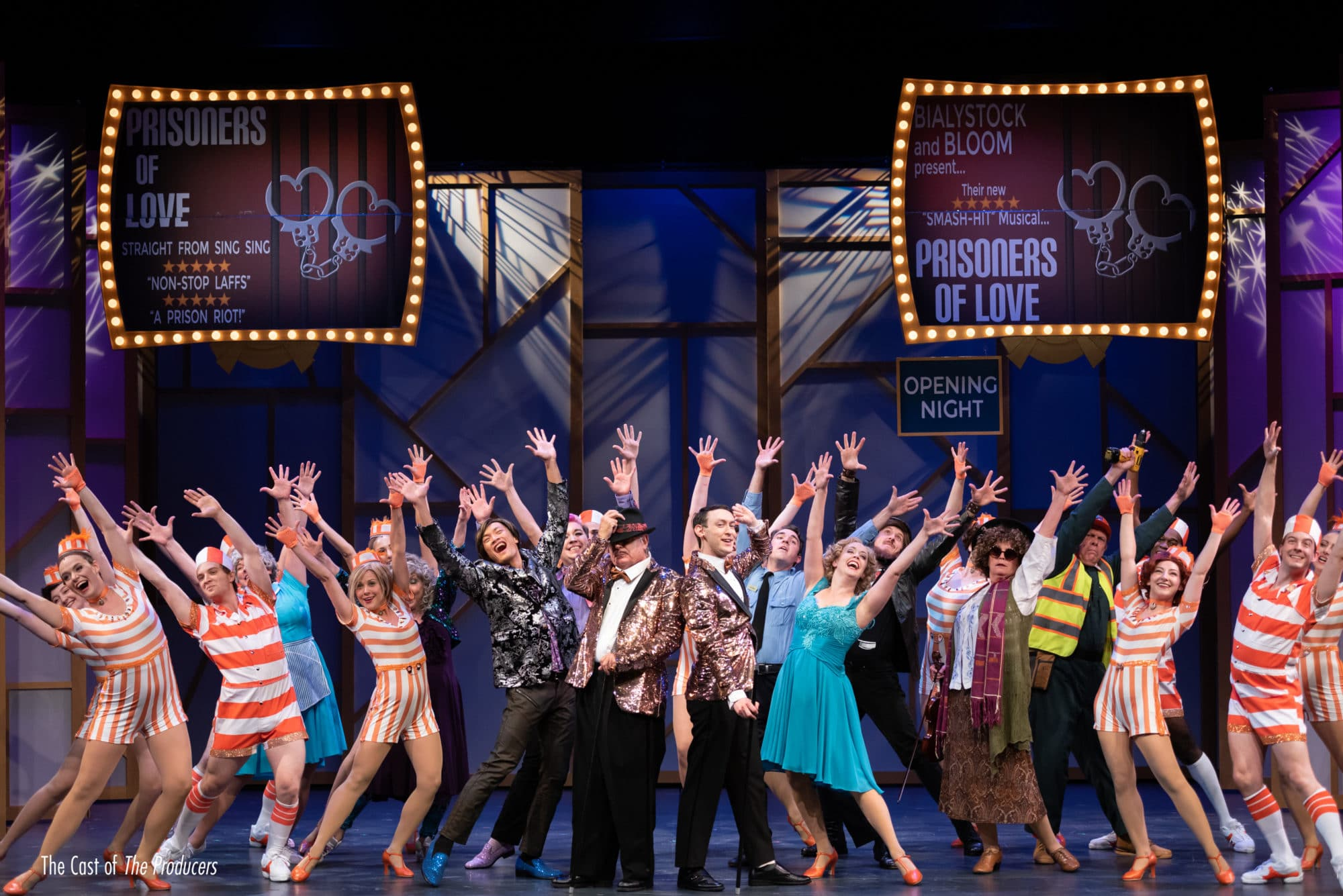 Barter Theater's The Producers