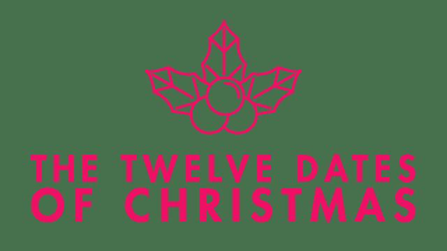 Twelve Dates of Christmas with Mistletoe icon