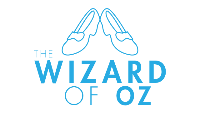 The Wizard Of Oz with Ruby Slipper icon