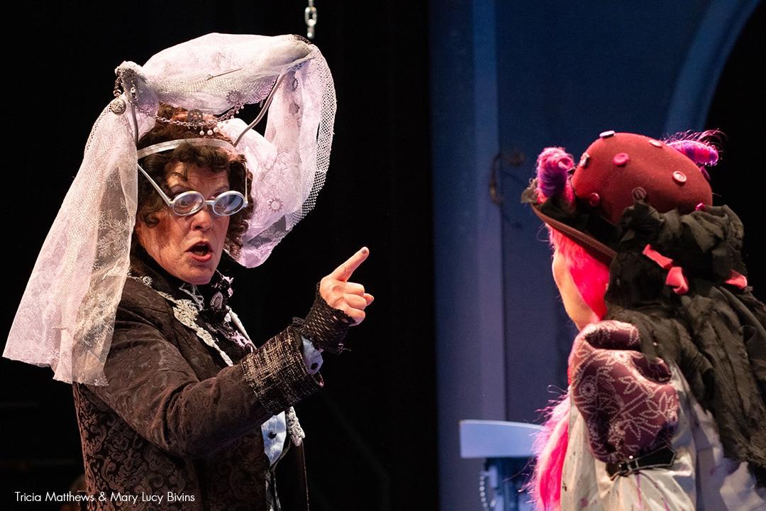 Jacob Marley's Christmas Carol   Barter Theatre