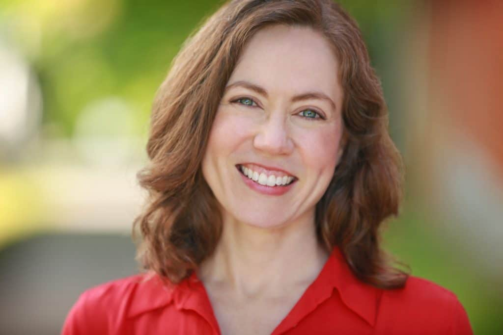Barter Theatre's Producing Artistic Director Katy Brown
