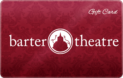 Barter Theatre Gift Card