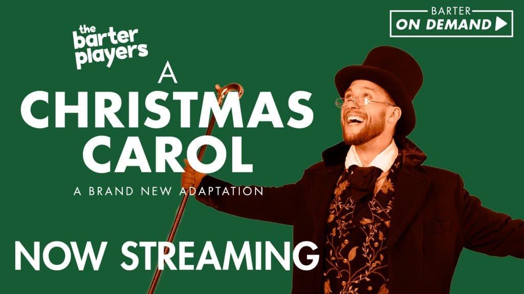 Barter Players Christmas Carol On Demand