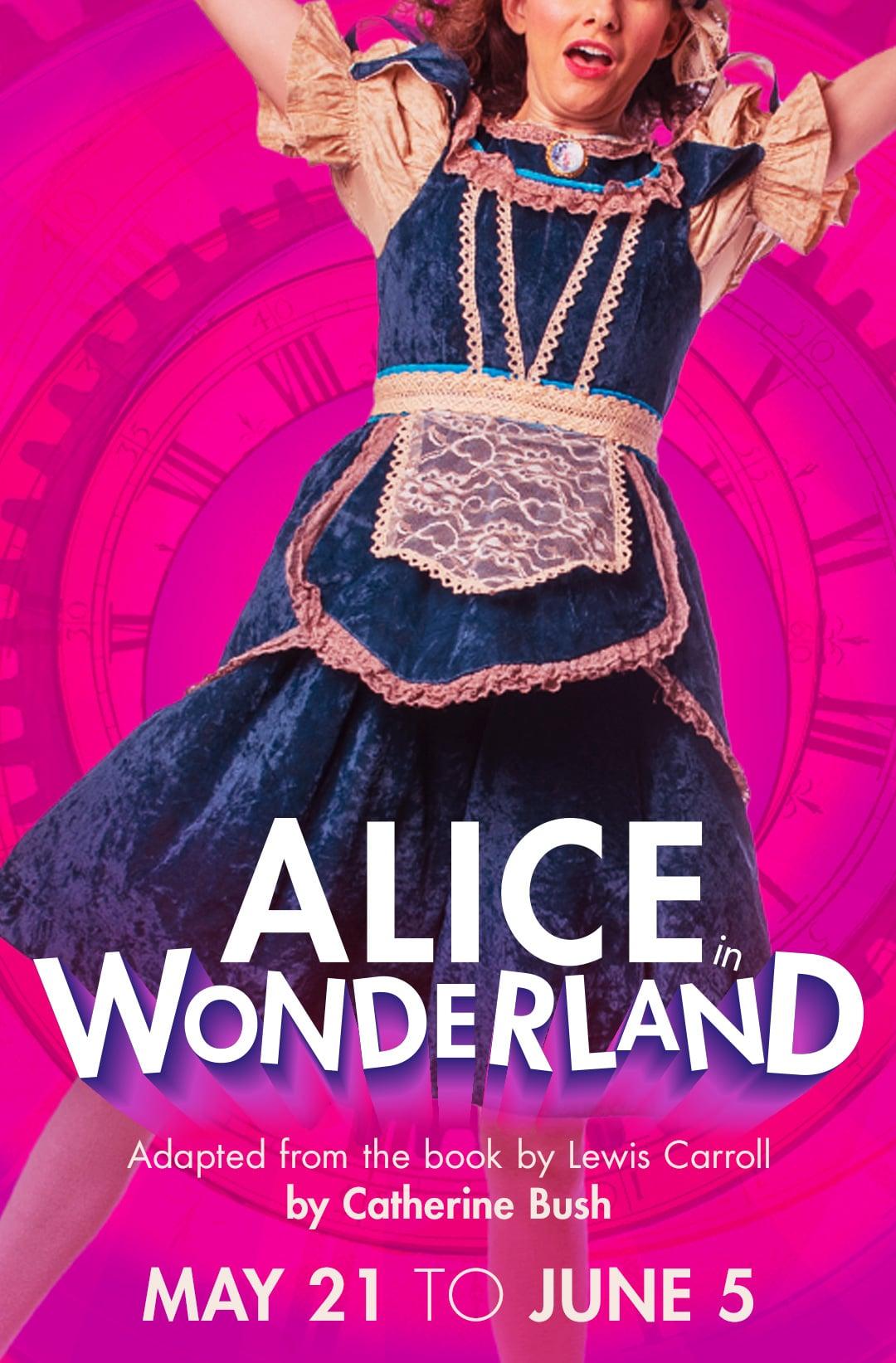 Alice in Wonderland at Barter Theatre Moonlite Drive In