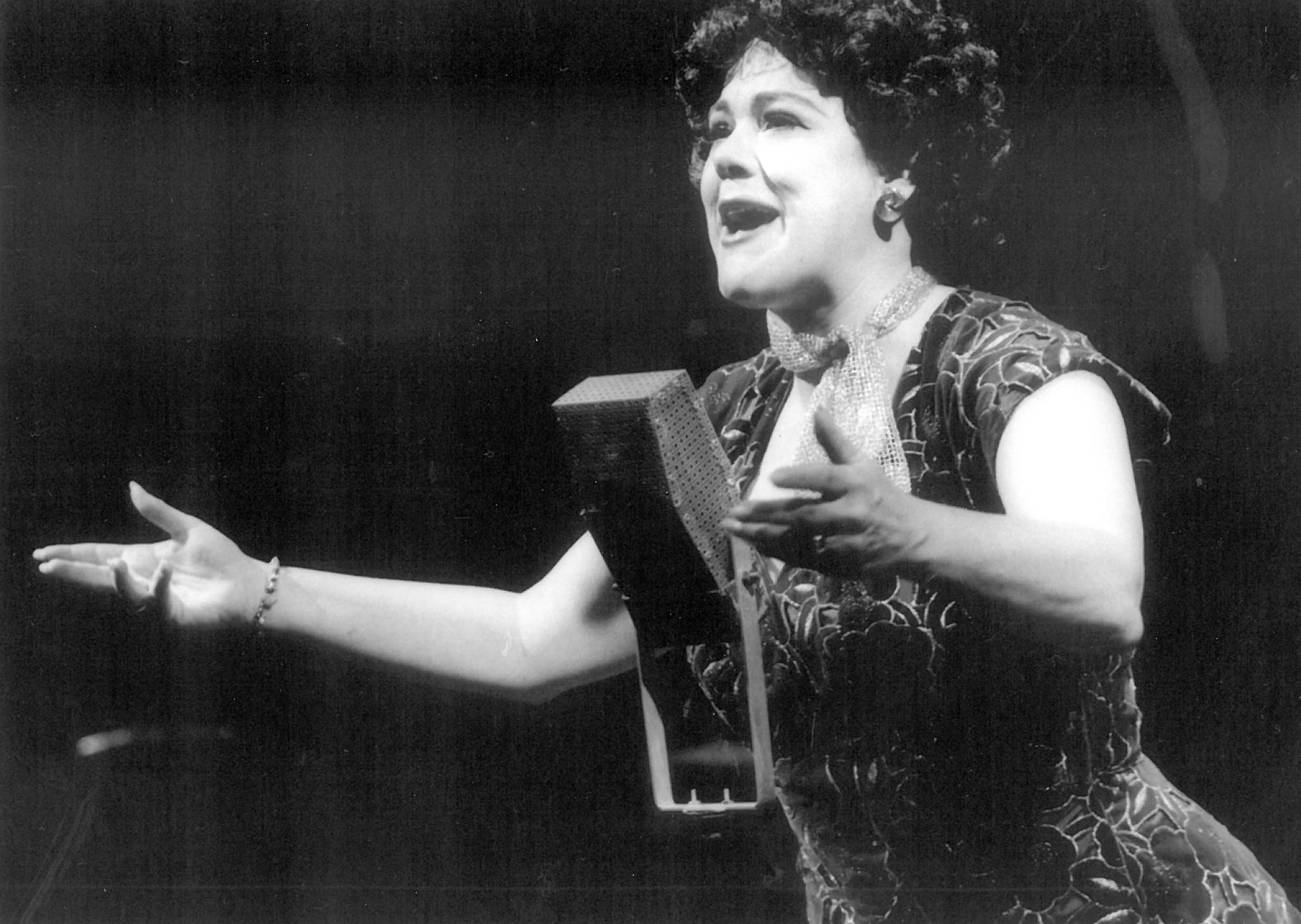 Always Patsy Cline Barter at the Moonlite Press Release