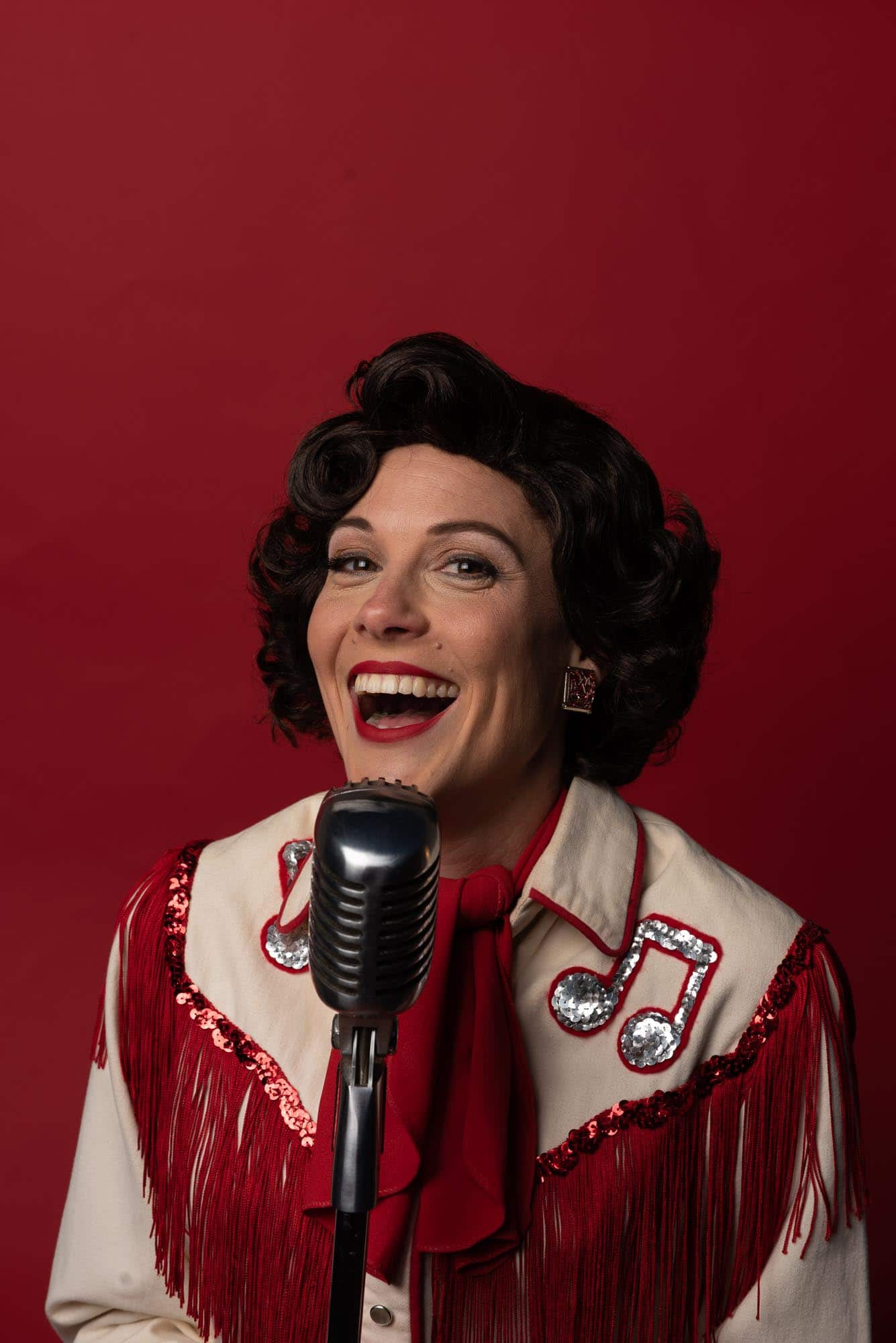 Patsy Cline Barter at the Moonlite