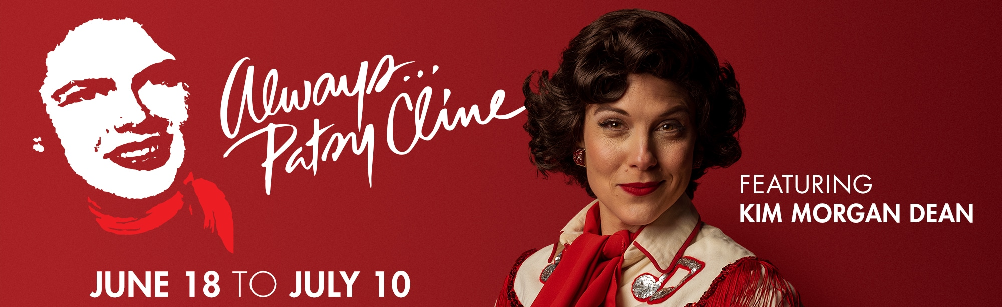 Always Patsy Cline Barter at the Moonlite Web Banner