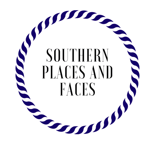 southern places and faces logo