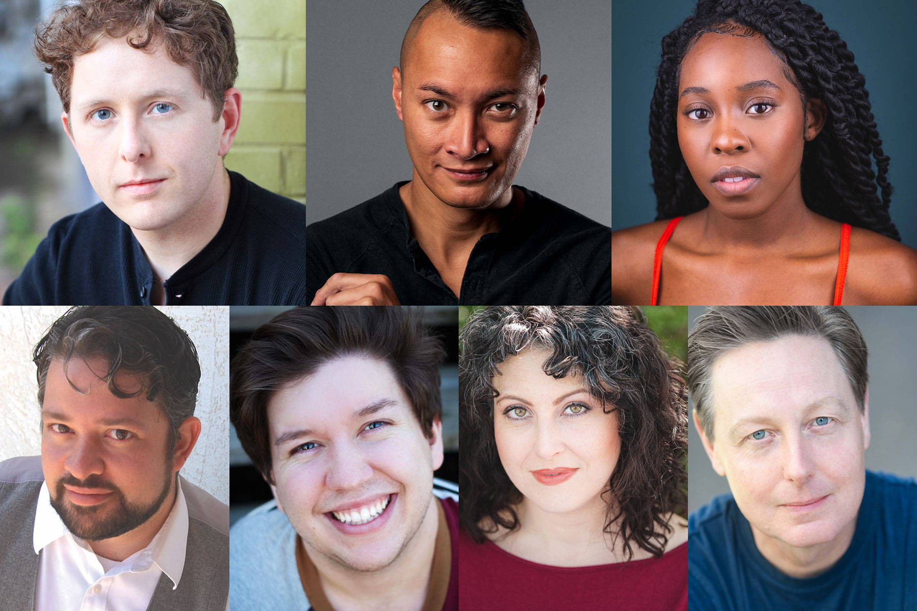 Barter Theatre Frankenstein Cast (See Image Description)